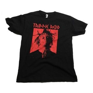 New Trippie Redd Tour Concert Rap T-Shirt 2019 M